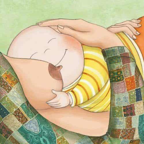 De vreugde van de geboorte: niet alleen maar pijn