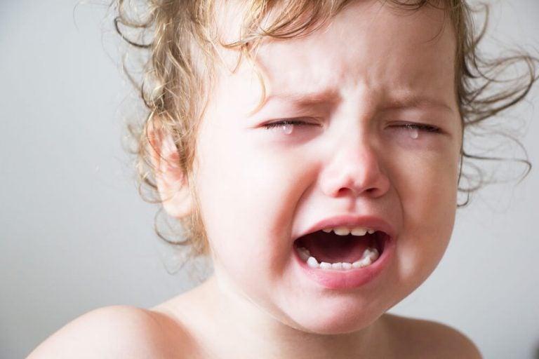 Als je baby weigert te slapen