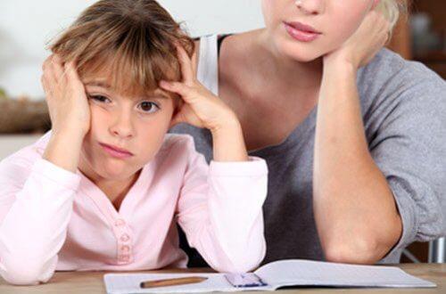 Een strenge mama zijn maakt je kinderen succesvoller