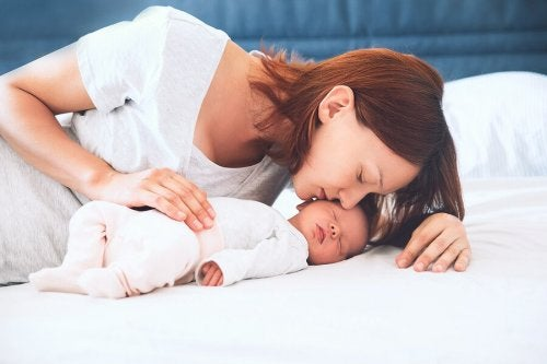 De liefde van een moeder is bijzonder