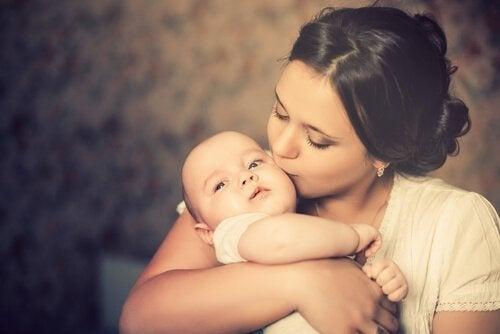 De liefde van een moeder is uniek en onvergetelijk