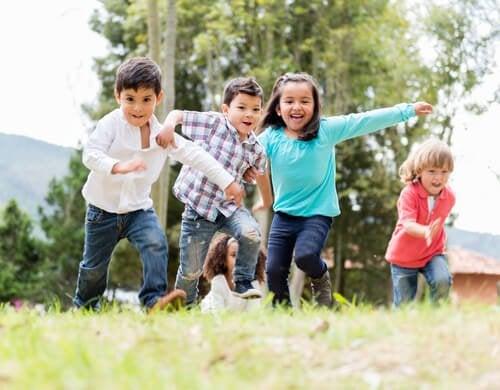 Motorische ontwikkeling van kinderen van 0 tot 5 jaar