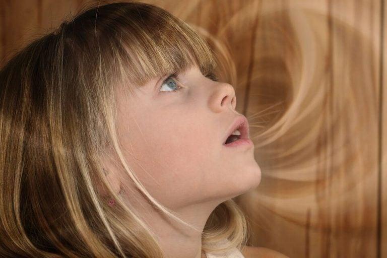 Kind met een taalachterstand