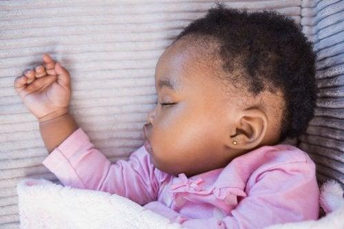 Oorpiercings voor baby's