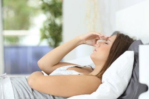 Veel kussens gebruiken tijdens zwangerschap