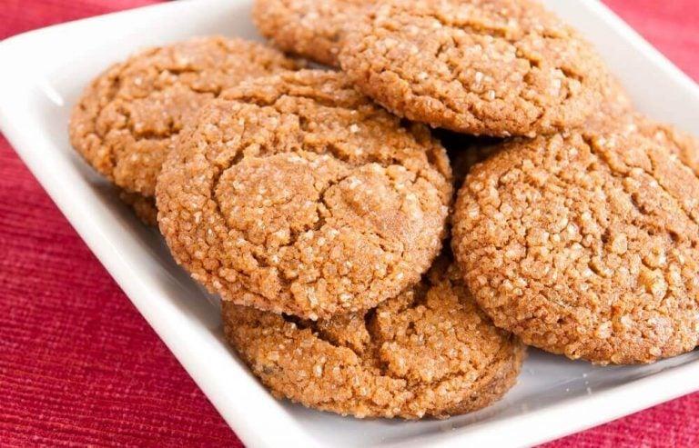 4 recepten voor koekjes