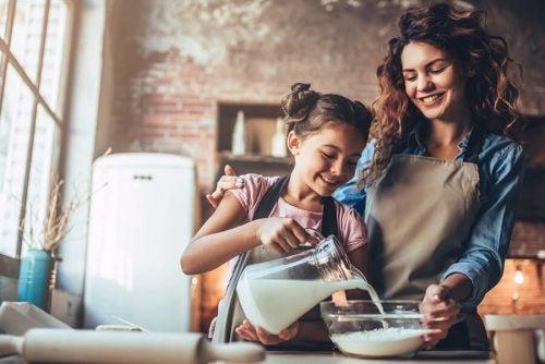 4 heerlijke recepten voor koekjes om samen te maken