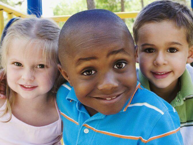 Hoe leer je je kinderen respect te hebben voor diversiteit