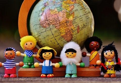 Leer je kind respect te hebben voor diversiteit