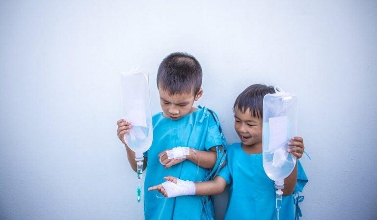 Medicijnen zijn niet altijd nodig voor ziekten bij kinderen