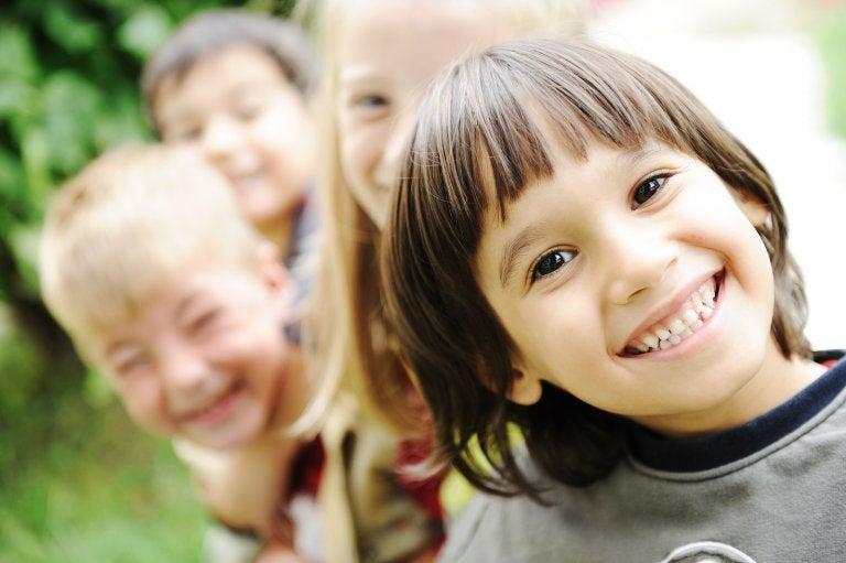 Gevoel voor humor ontwikkelen: kinderen