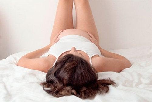Tijdens de zwangerschap