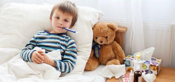 Tips voor moeders om de hoest van je kind te verlichten