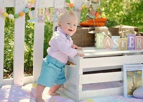 Prestaties in het eerste levensjaar van je baby