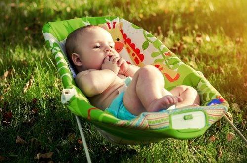 Wat zijn wipstoeltjes voor een baby en zijn ze veilig?