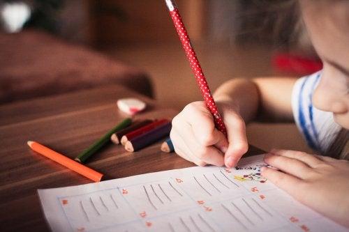 Verbeter het handschrift van je kind met deze leuke spelletjes