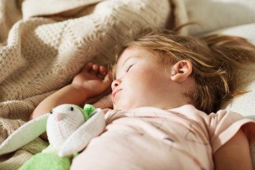 Voordelen van dutjes voor kinderen