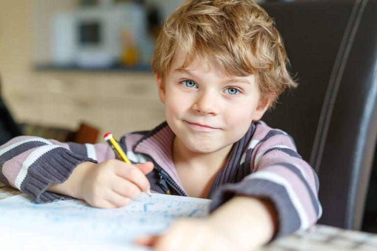 Leren zelfstandig huiswerk te maken