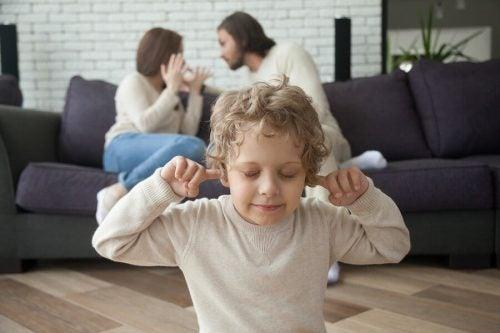 De gevolgen van een scheiding tijdens de jeugd en adolescentie