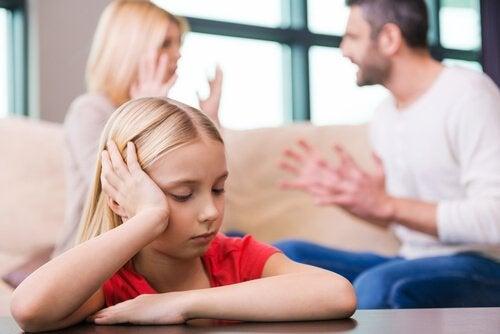 Gevolgen van een scheiding van ouders in de pubertijd
