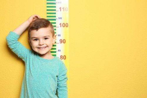 Groei bij kinderen: wanneer stoppen ze met groeien?