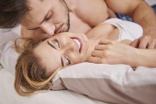 Zin in seks na de geboorte