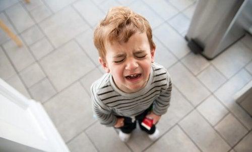 Behandelingen als je kind zich verbrand heeft aan heet water