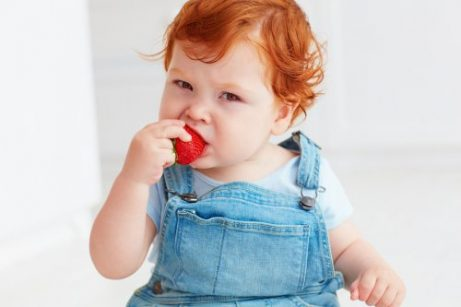 Hoe voedselallergieën bij kinderen voorkomen