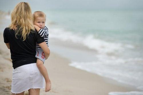 Afwezigheid van de vader: de gevolgen voor kinderen