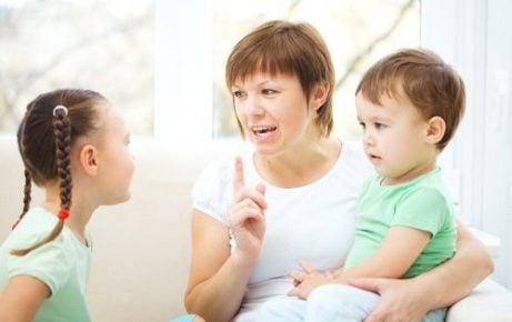 Goede manieren leren aan je kinderen