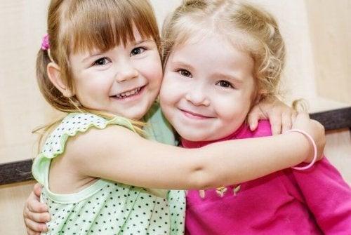 Je relatie met neven en nichten van dezelfde leeftijd