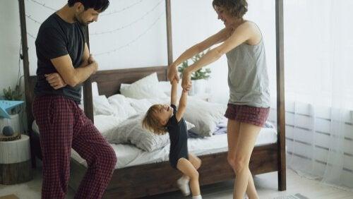 Sensorische stimulatie door middel van dansen