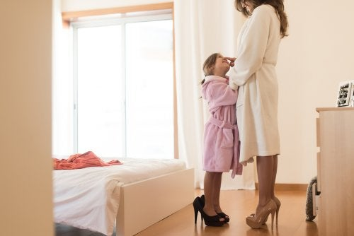 Wat ouders zeggen versus hun acties