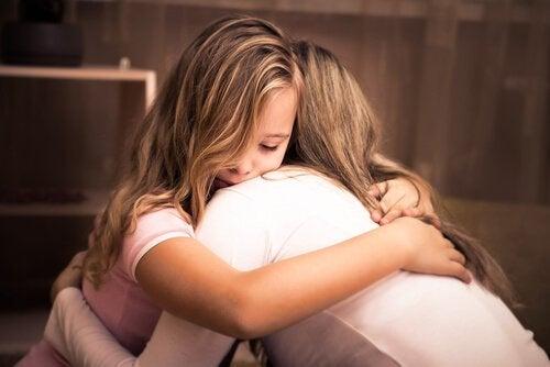 Oorzaken en symptomen van verlatingsangst