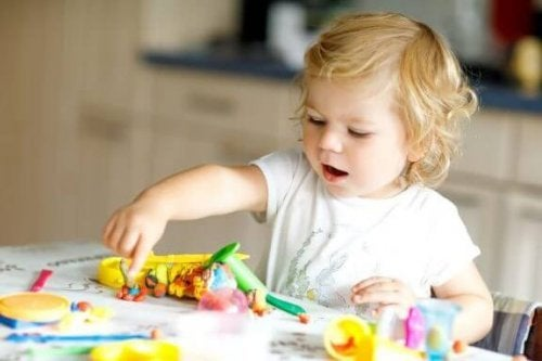Speelgoed voor het ontwikkelen van vaardigheden