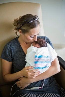 De rechten van te vroeg geboren baby's