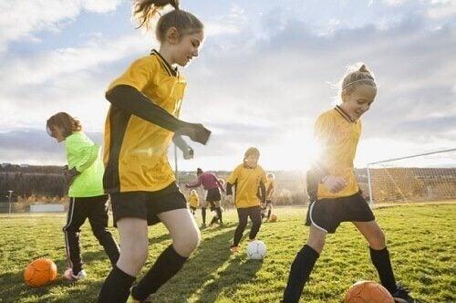 Moedig je kinderen aan om te sporten