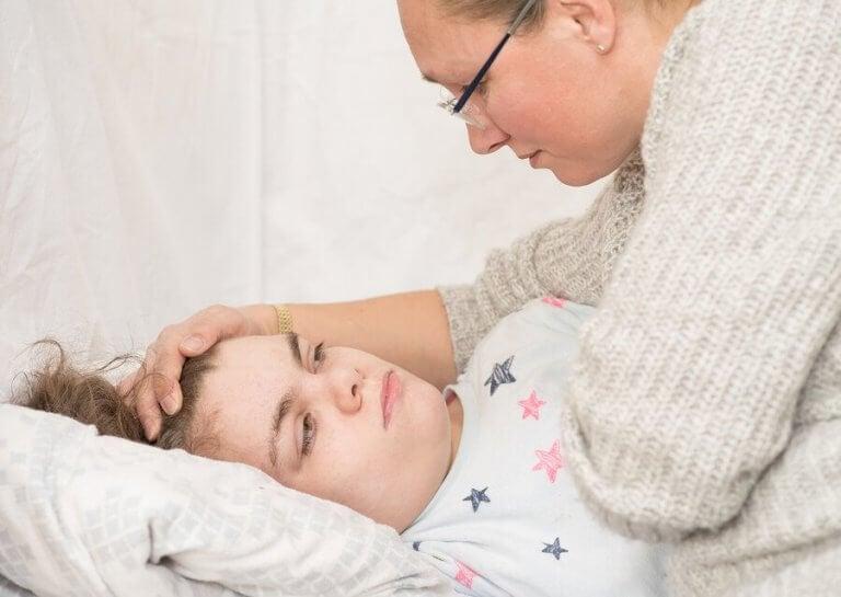 Epilepsie bij kinderen: oorzaken, symptomen en behandeling