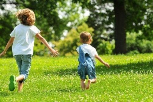 Het belang van beweging voor de ontwikkeling van het kind