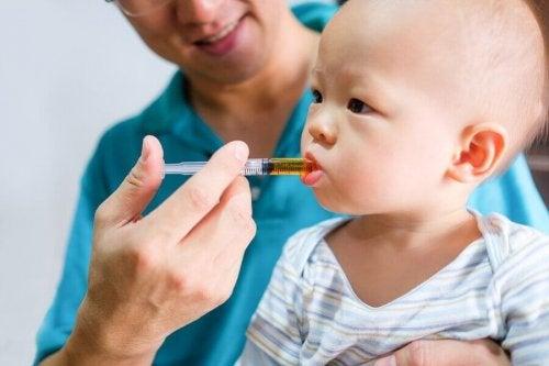 Hoe kun je aften genezen bij kinderen?