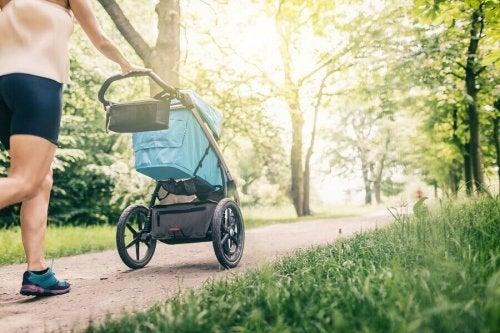 Wanneer kun je naar buiten gaan met je baby?