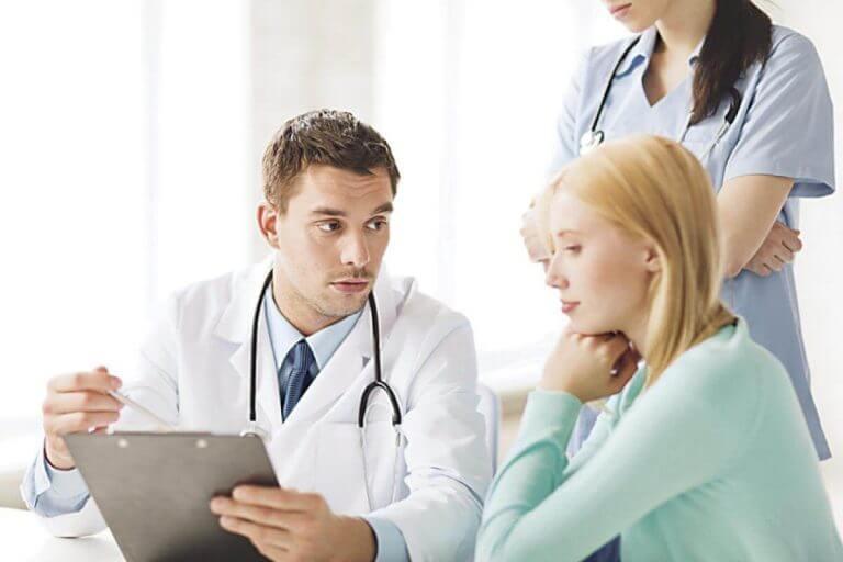 Maak een afspraak bij de dokter