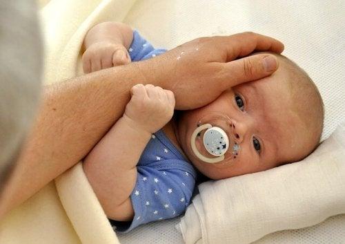 Alles draait om de baby