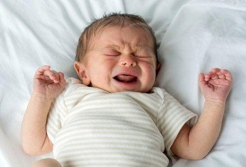 Beweging kan helpen je baby te kalmeren