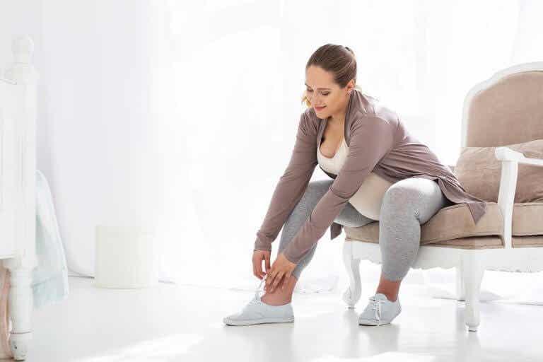 De beste schoenen voor zwangere vrouwen