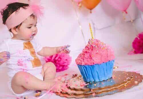 Waarom moet je de eerste verjaardag van je baby vieren?