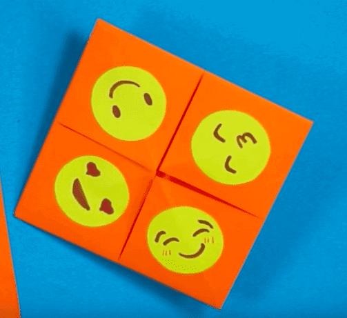 Hoe speel je met happertjes voor de emoties van kinderen