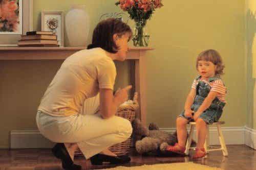 De gevaren van een verwend kind: leer nee te zeggen