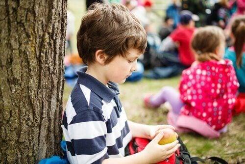 Hoe worden kinderen beïnvloed door het wisselen van school