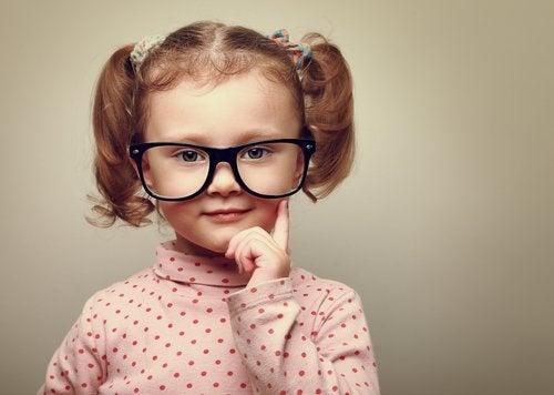 Problemen met het gezichtsvermogen bij kinderen